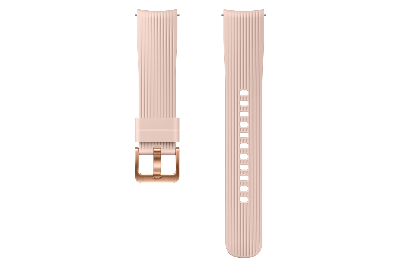 Silicone Band (20mm) / Pink / Galaxy Watch Original Samsung