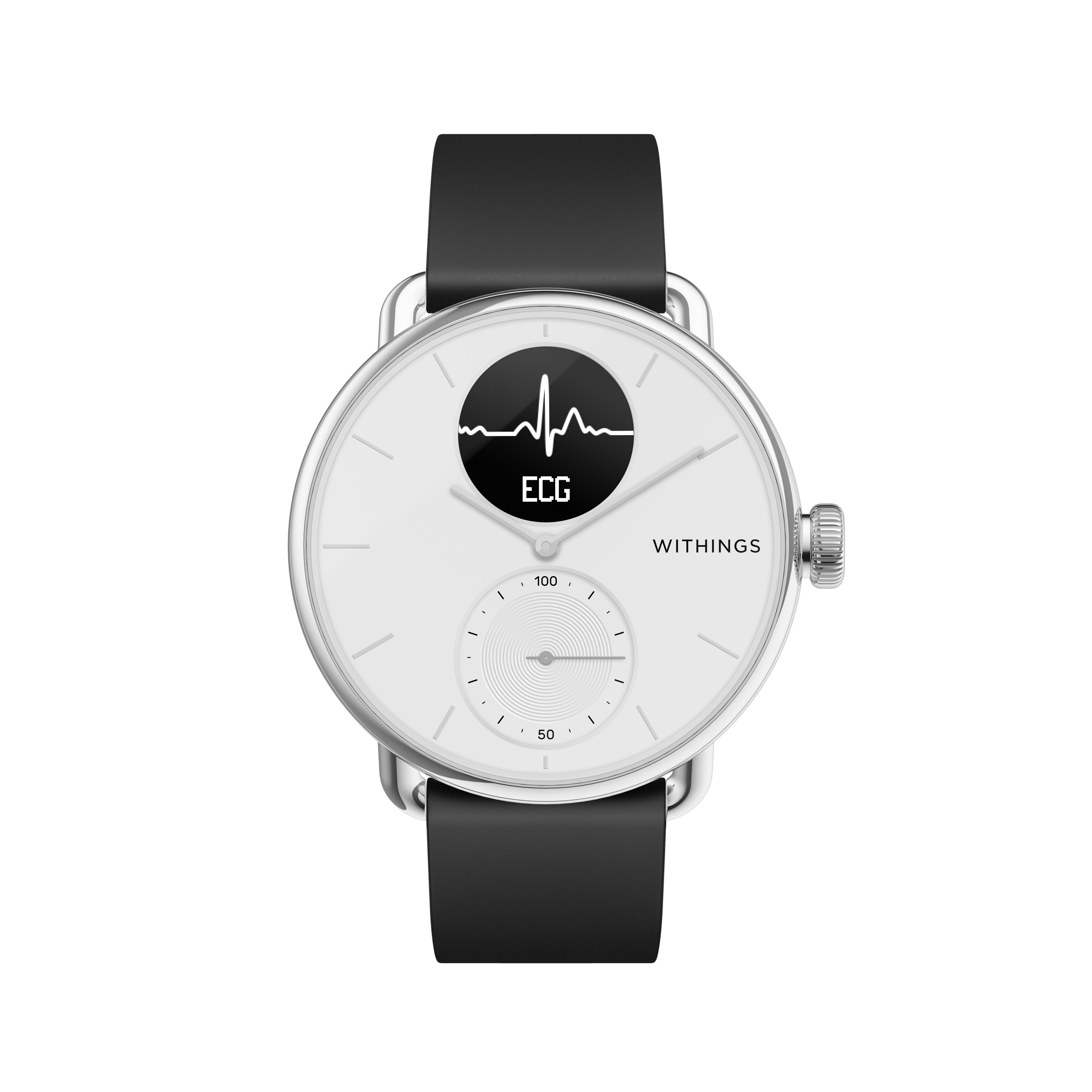 HWA09-model1-all-int38 WITHINGS SCAN WATCH 38mm weiß