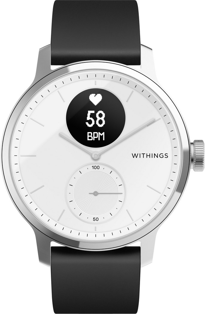 HWA09-model3-all-int42 WITHINGS SCAN WATCH 42mm weiß
