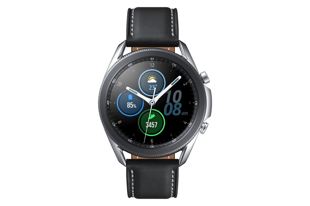 Samsung Galaxy Watch 3 Mystic Silver 45mm LTE