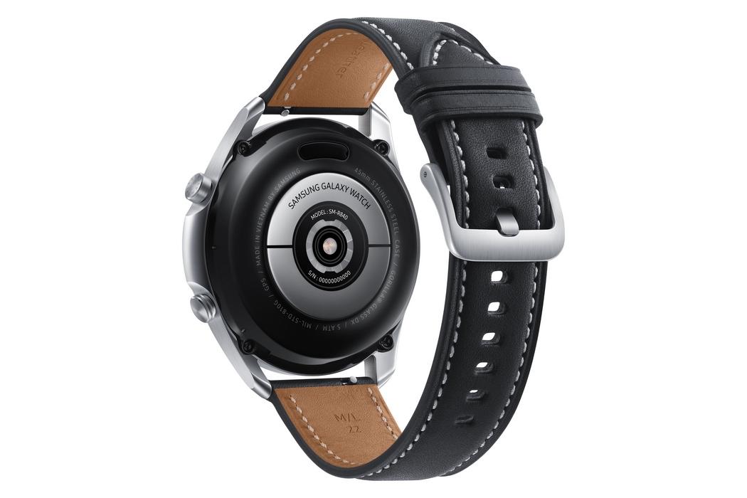 Samsung Galaxy Watch 3 Mystic Silver 45mm Bluetooth