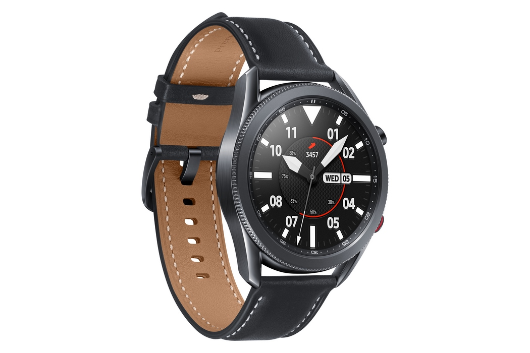 Samsung Galaxy Watch 3 Mystic Black 45mm Bluetooth