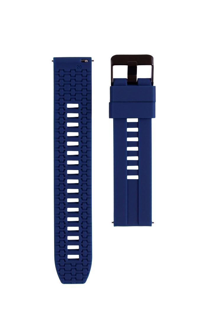 Silikonuhrband SBR-134/22