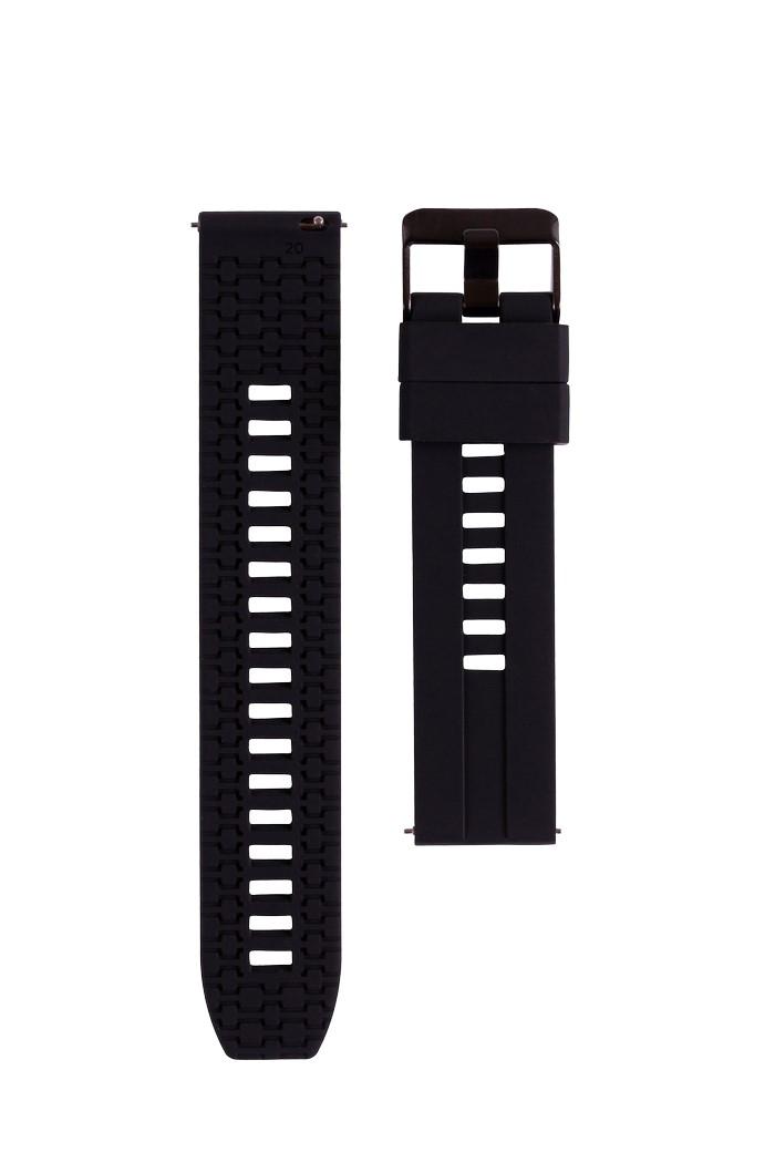 Silikonuhrband SBR-134B/20