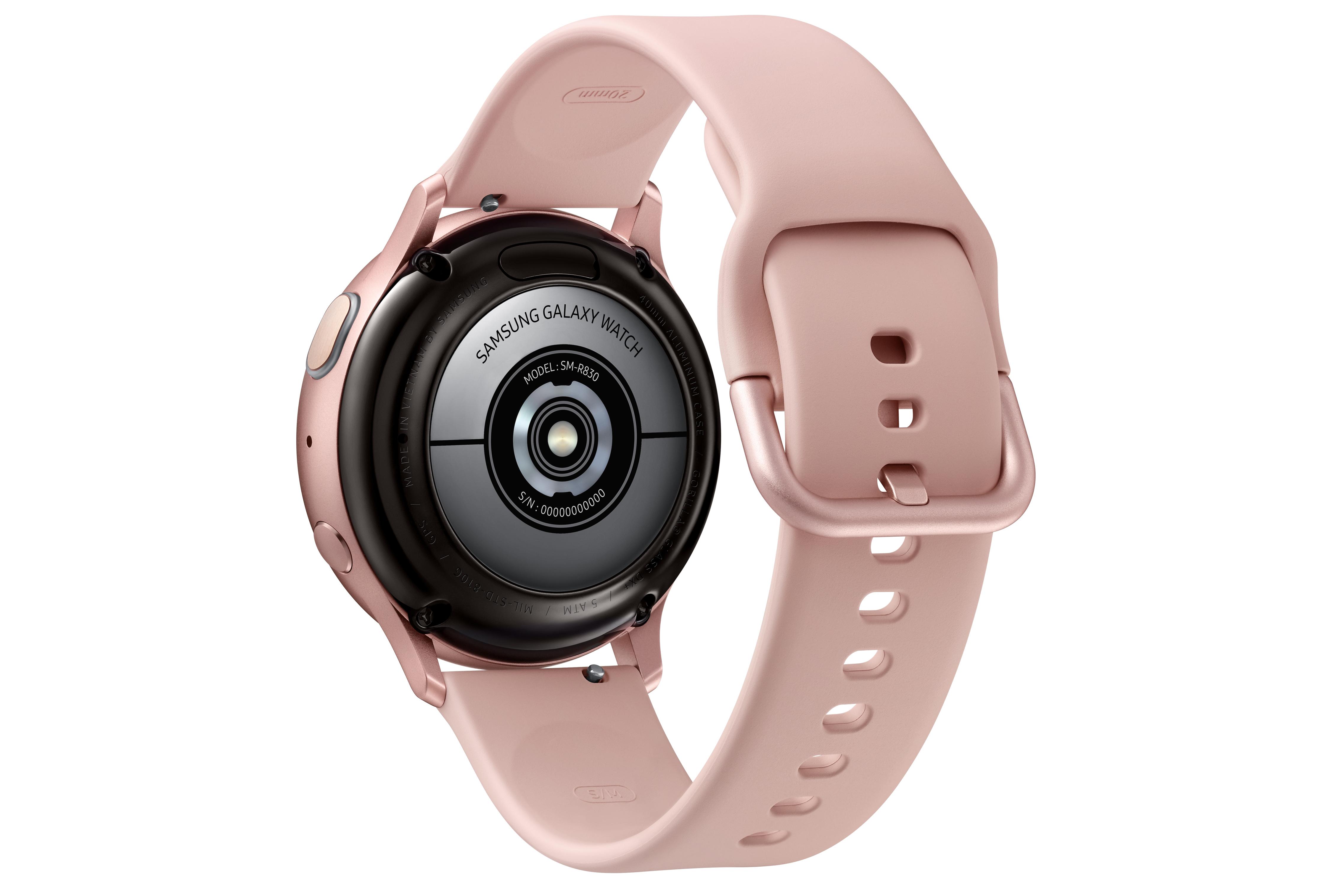 Samsung Galaxy Active Watch 2 rose 40 mm